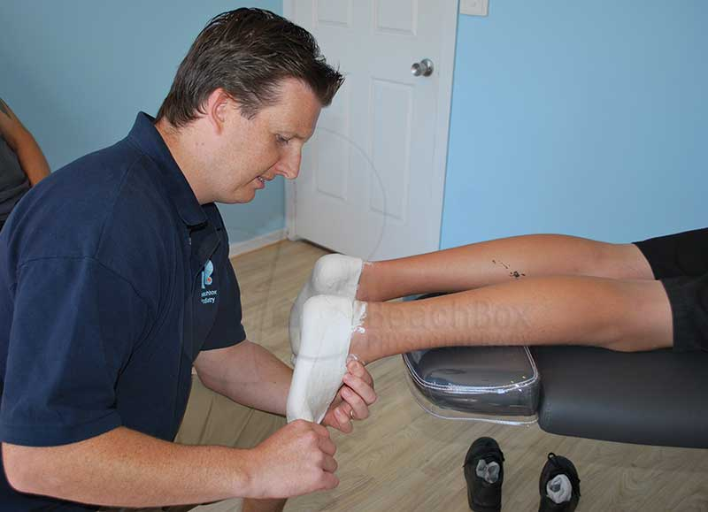 Podiatry Services now available at Beachbox Physiotherapy!