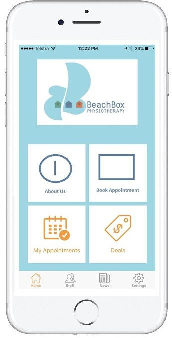 Beachbox now has an App!