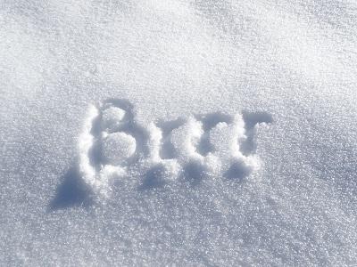 Brrr!