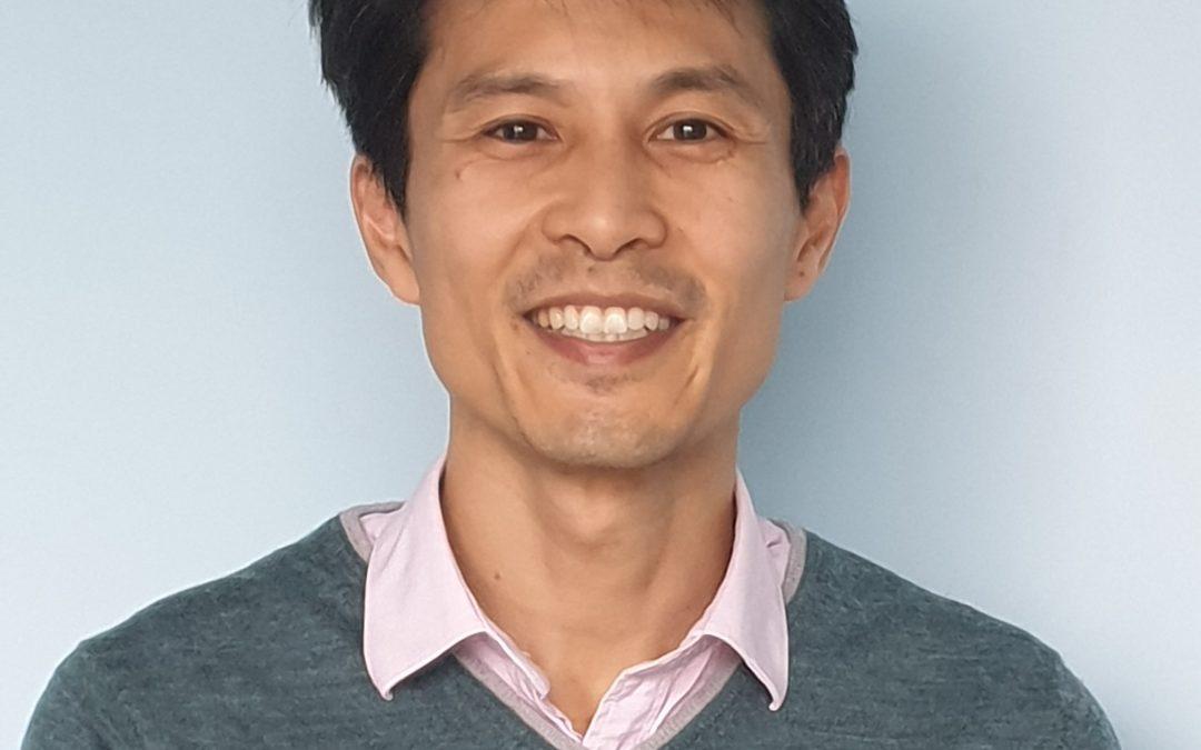Welcome Dr Calan Khong
